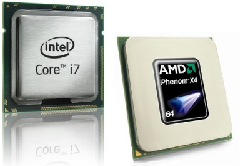 CPU/Processors (Intel & AMD)
