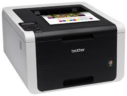 Digital Colour Printer with Wireless Networking and Duplex, Model-HL-3170CDW