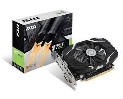GTX-1050/2GB/GDDR5/DX12 Gaming Video Card,OC.Edition.Model-GTX-10502G-OC