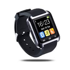 Bluetooth Smart Watch for iPhone and Android Phones, Hands-Free Calls (Black Colour)