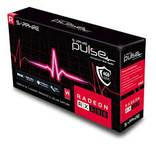 Pulse-Radeon-RX580/4GB/GDDR5 Gaming Video Card-Model-299-4E353-110SA.